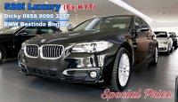 5 series: Jual BMW 528i Luxury 2016 (Ex KTT), KM below 1000