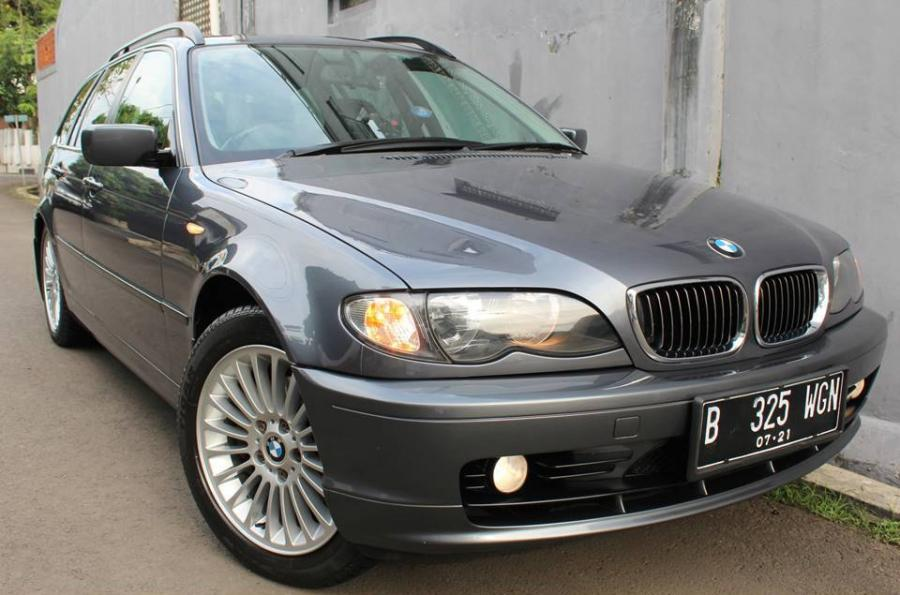 3 series: BMW E46 325 Estate Wagon 2003 Build Up ...