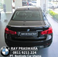 Jual 3 series: Info Harga All New BMW F30 320i 320d Sport 2016 | Diskon Harga Terbaik