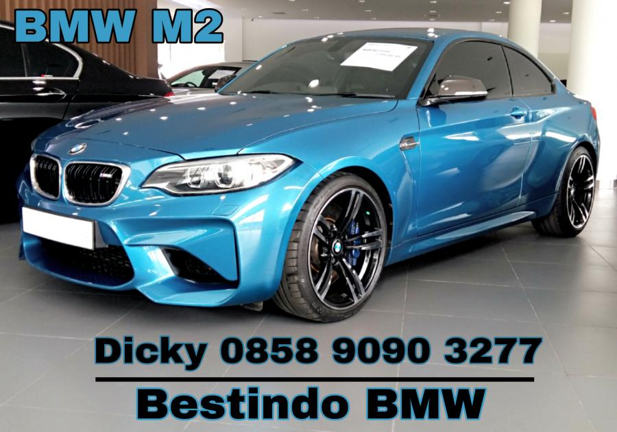 M series: Jual BMW M2 Coupe, tahun 2016 | Jakarta ...