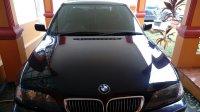 Jual 3 series: BMW 325i e46 2004 Black on Black