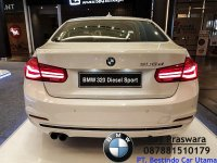3 series: Info Harga All New BMW F30 320i 320d Sport 2017   Diskon Harga Terbaik (eksterior BMW 320.jpg)