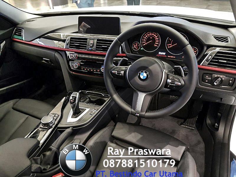 3 series: Info Harga All New BMW F30 320i 320d Sport 2017 ...