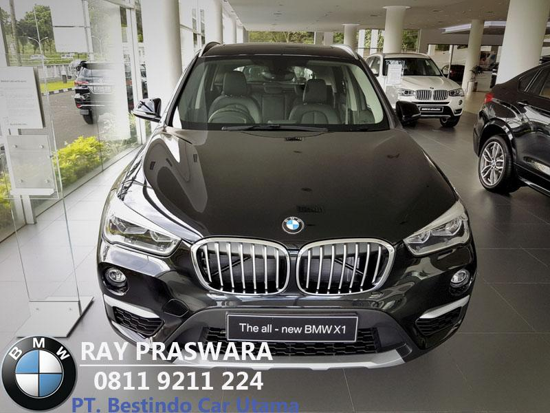 X series: Info Harga All New BMW F48 X1 1.8i xLine 2017 ...