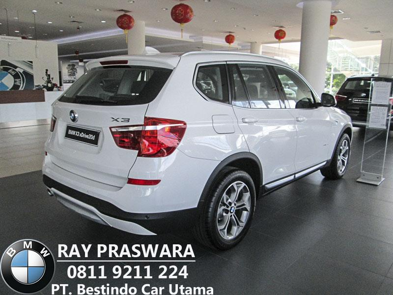 X series: Info Harga New BMW F25 X3 2.0d 2.0i xDrive 2017 ...