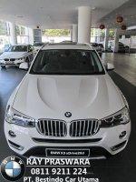 X series: Info Harga New BMW F25 X3 2.0d 2.0i xDrive 2017 | Ready Stock (promo bmw x3.jpg)