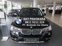 X series: Info Harga New BMW F25 X3 2.0d 2.0i xDrive 2017   Harga Terbaik (ready bmw x3 2017.jpg)