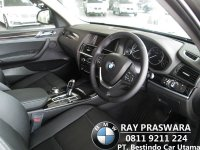 X series: Info Harga New BMW F25 X3 2.0d 2.0i xDrive 2017   Harga Terbaik (interior bmw x3.jpg)