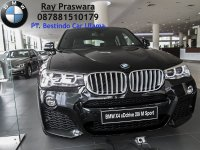 Jual X series: Info Harga New BMW F26 X4 2.8i xDrive 2017 Ready Stock
