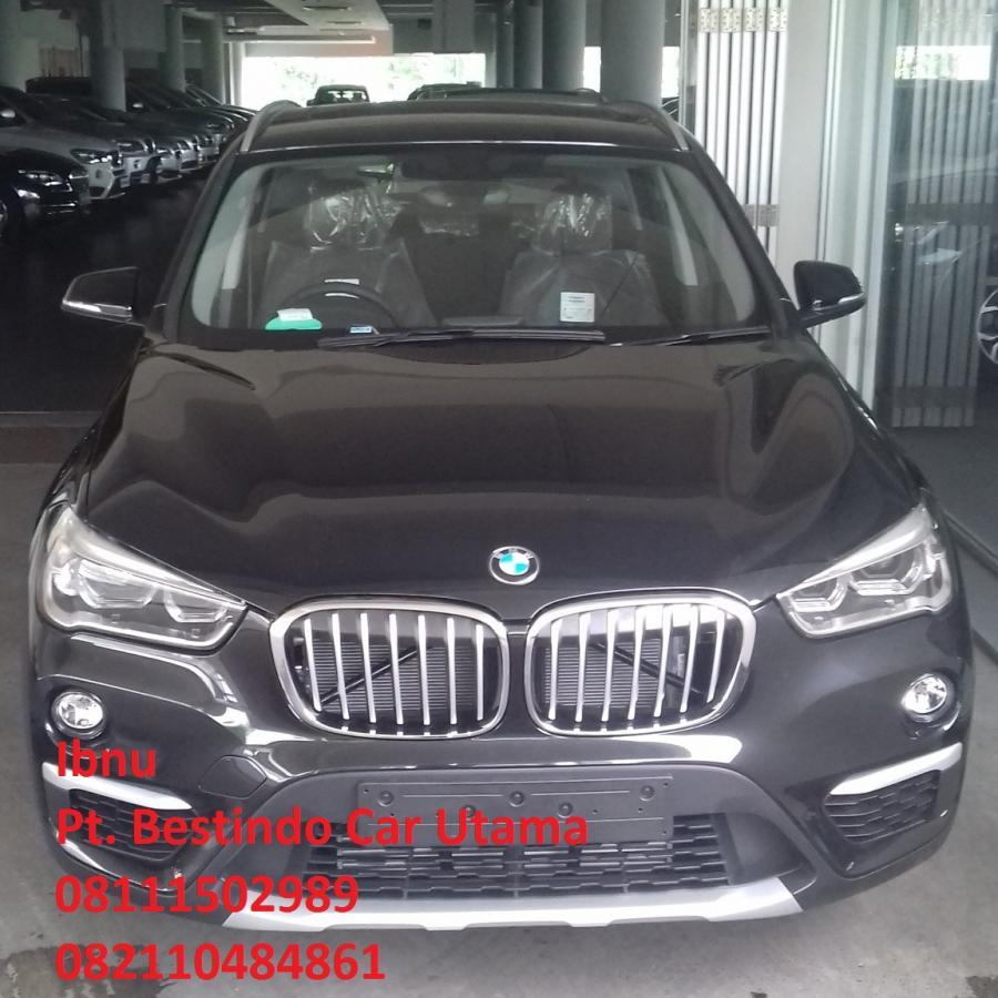 X Series: BMW X1 SDrive 18i Xline 2017 Ready Stock Best