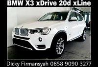 X series: Jual BMW X3 Diesel, Jakarta (baru)