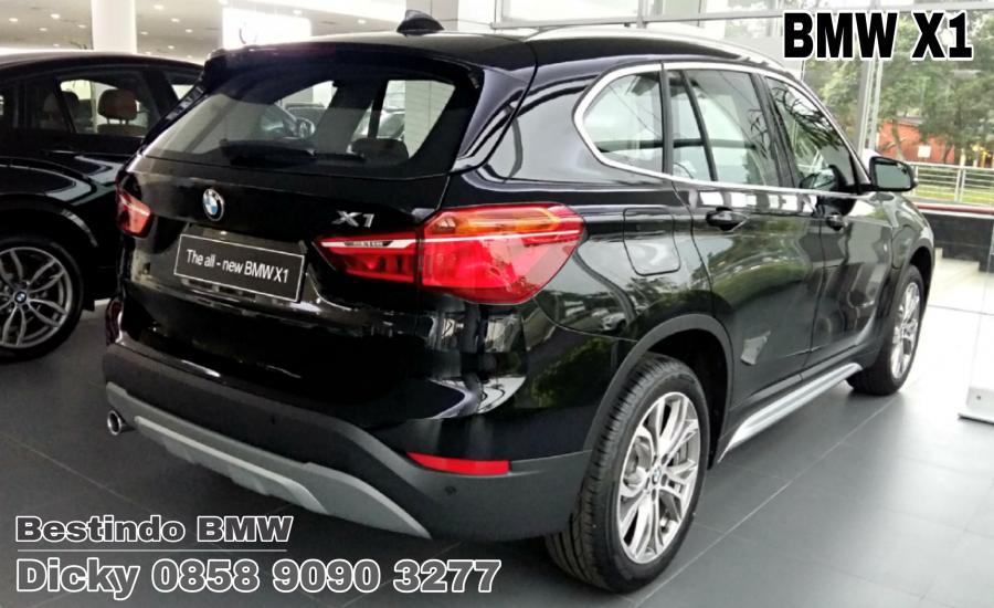 X series: Dealer BMW Jakarta, Jual The All New BMW X1 ...