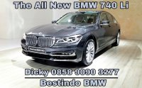 Jual 7 series: The All New BMW 740Li 2017