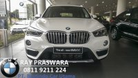 X series: Jual All New BMW X1 1.8i 2017 - Harga Terbaik Dealer BMW Bintaro