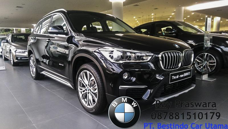 X series: Ready All New BMW F48 X1 1.8i 2017 Harga Terbaik ...