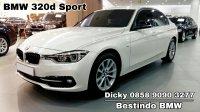 3 series: Jual BMW Jakarta, 320d, 320i