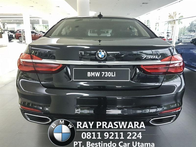 7 series: Info Harga All New BMW 730Li 2017 | Dealer Resmi ...