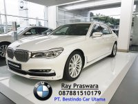Jual 7 series: Info Harga Terbaru All New BMW 740Li Pure Excellence 2016 SKD
