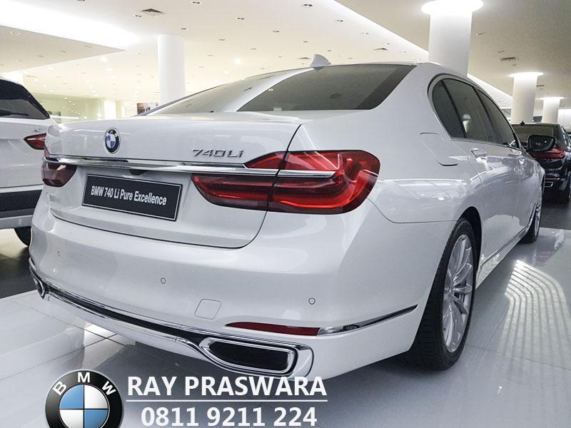 7 series: Info Harga Terbaru All New BMW 740Li Pure ...
