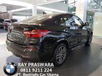 X series: Info Harga Terbaru All New BMW X4 2.8i xDrive 2017 | Harga Terbaik (ekterior bmw x4 2016.jpg)