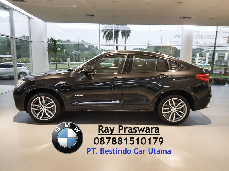 X series: Info Harga Terbaru All New BMW X4 2.8i xDrive ...