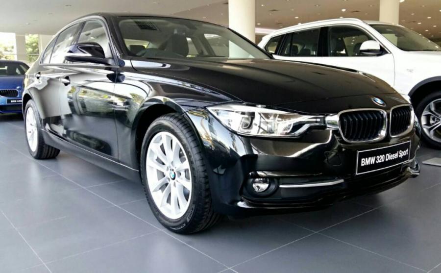 3 series: Jual BMW 320d sport jakarta - MobilBekas.com