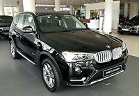 Jual X series: Dealer Resmi BMW Jakarta, BMW X3 xDrive 20d xLine