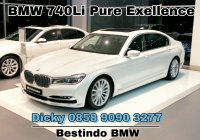 Jual 7 series: Dealer BMW Jakarta, BMW 740Li Pure Exellence