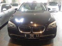 7 series: BMW 750li V8 twin turbo