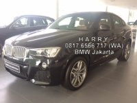 X series: JUAL NEW BMW X4 2.8i xDRIVE 2016 READY ONLY 1 UNIT