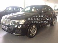 X series: JUAL NEW BMW X4 2.8i xDRIVE READY ONLY 2 UNIT