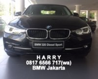 Jual 3 series: BMW NEW 320d Sport 2016 SPECIAL PRICE !!