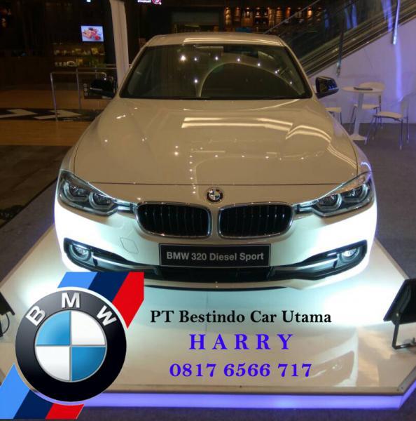 3 Series: BMW N3W 2016 320diesel Sport TDP 30 Jutaan