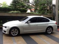 Jual 3 series: 2014 BMW 320i 2.0 Sport Sedan
