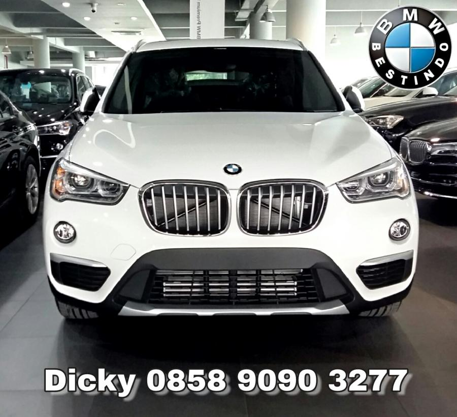 X series: Dealer Resmi BMW Jakarta, The All New BMW X1 ...