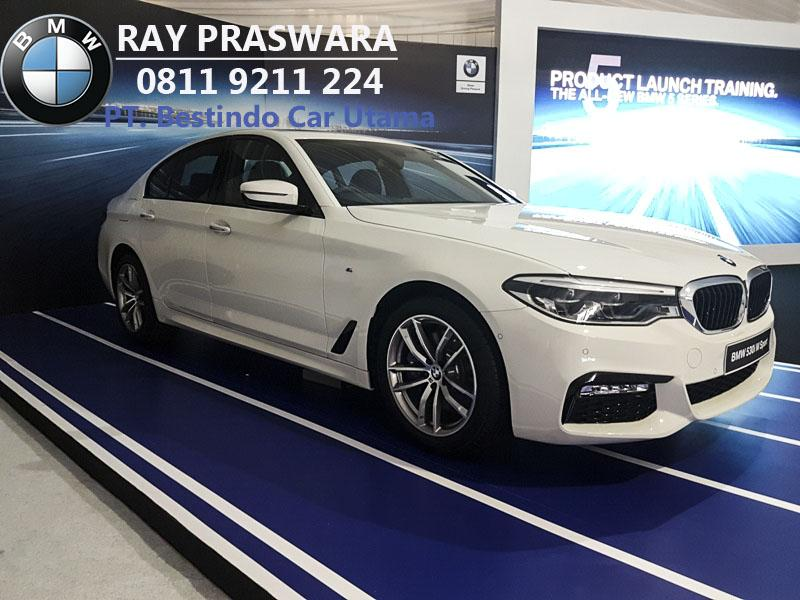 5 series: Info Harga Terbaru All New BMW G30 530i Luxury M ...
