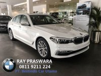 Jual 5 series: Info Harga All New BMW G30 520d Luxury 2017 Dealer BMW Bintaro