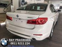 5 series: Info Harga All New BMW G30 520d Luxury 2017 Dealer BMW Bintaro (new bmw 520d putih.jpg)