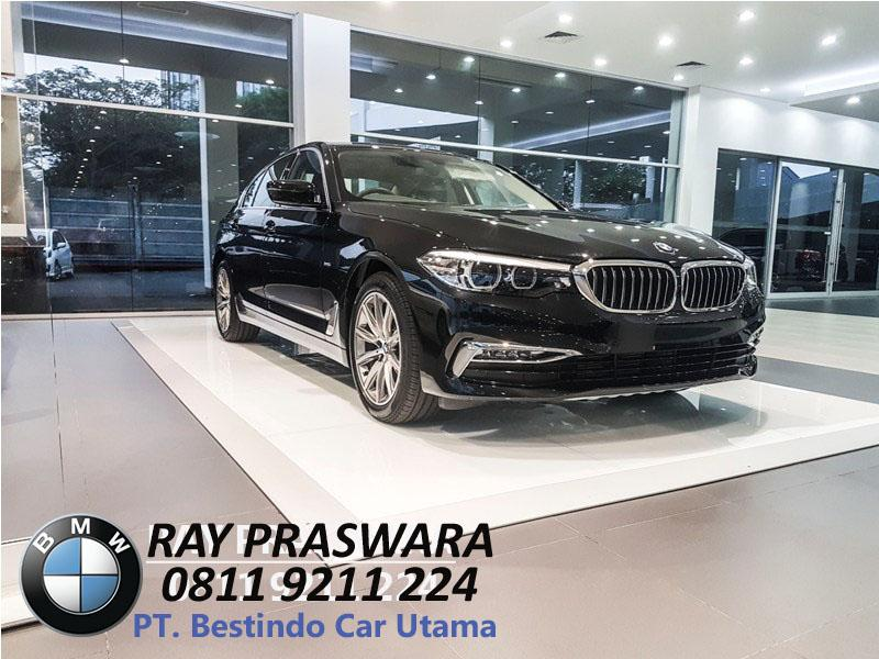 5 series: Ready All New BMW G30 520D Luxury 2017 Dealer ...