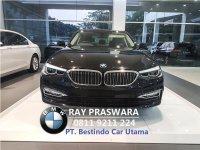 5 series: Ready All New BMW G30 520D Luxury 2017 Dealer Resmi BMW Jakarta (all new bmw g30 520d hitam 2017.jpg)