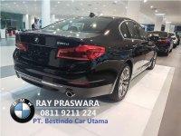 5 series: Ready All New BMW G30 520D Luxury 2017 Dealer Resmi BMW Jakarta (ekterior all new bmw 520d hitam.jpg)