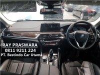 5 series: Ready All New BMW G30 520D Luxury 2017 Dealer Resmi BMW Jakarta (info interior 520d 2017.jpg)