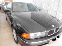 Jual 5 series: BMW 528 Km 50 Ribuan ASLI (B) 1 Tangan Thn 97 Service Record BMW ISTW