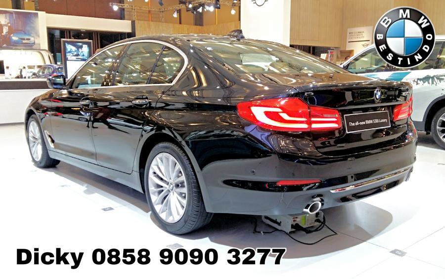 5 series: BMW 530i G30 Luxury 2017, GIIAS 2017 ...