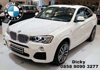 X series: BMW X4 xDrive 28i M Sport
