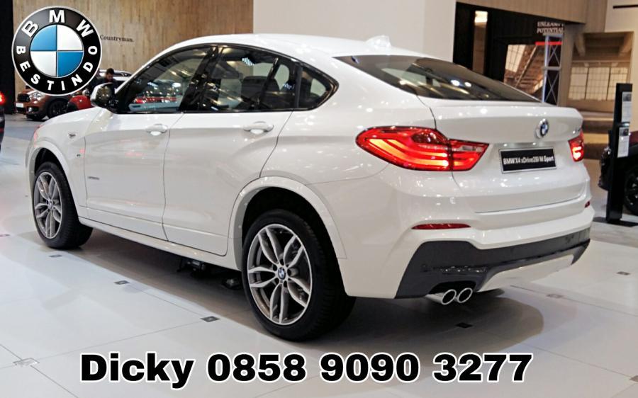 X series: BMW X4 xDrive 28i M Sport - MobilBekas.com