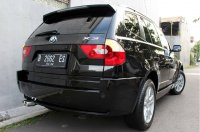 Jual X series: BMW X3 Black on Beige