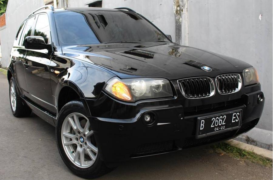 Mercedes Benz Cherry Hill >> X series: BMW X3 Black on Beige - MobilBekas.com