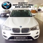 BMW X series: JUAL NEW X3d xDrive 20d xLine 2016, SPECIAL PRICE !!
