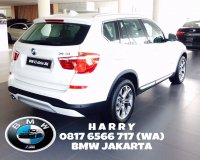 BMW X series: JUAL NEW X3d xDrive 20d xLine 2016, SPECIAL PRICE !! (IMG_1240.JPEG)